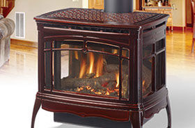 Patio Shop - Fireplace Center | Fireplaces | Hearthstone Waitsfield DX Gas Stone