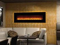 Patio Shop - Fireplace Center | Fireplaces | Xtrordinair Electric Linear Fireplace