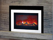 Patio Shop - Fireplace Center | Fireplaces | Xtrordinair Electric Fireplace Inserts