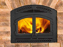 Patio Shop - Fireplace Center | Fireplaces | Heat n' Glo Fireplaces| Northstar Wood Burning Fireplace