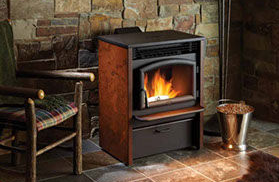 Patio Shop - Fireplace Center | Fireplaces | Lopi AGP Pellet Stove & Insert