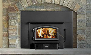 Patio Shop - Fireplace Center | Fireplaces | Quadra-Fire Fireplace Products | 2100i Wood Burning Fireplace Insert