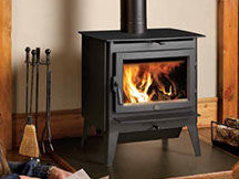 Patio Shop - Fireplace Center | Fireplaces | Lopi Evergreen Wood Burning Stove