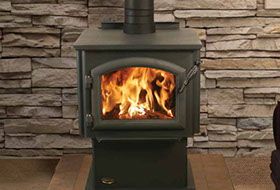 Patio Shop - Fireplace Center | Quadra-Fire Fireplaces | 2100 Millenium Wood Burning Stove