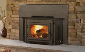 Patio Shop - Fireplace Center | Fireplaces | Quadra-Fire Fireplace Products | 3100i Wood Burning Fireplace Insert