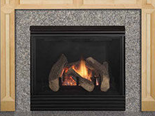 Patio Shop - Fireplace Center | Fireplaces | Heatilator BV4236 - 4842DBI B-Vent Fireplace