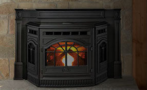 Patio Shop - Fireplace Center | Fireplaces | Quadra-Fire Fireplace Products