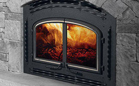Patio Shop - Fireplace Center | Fireplaces | Quadra-Fire Fireplace Products | EPA Wood Burning Fireplace Insert