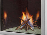 Patio Shop - Fireplace Center | Fireplaces | Heat n' Glo Fireplaces| LUX Direct Vent Gas Fireplace