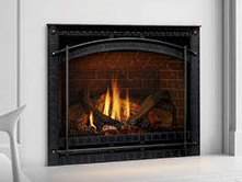 Patio Shop - Fireplace Center | Fireplaces | Heat n' Glo Fireplaces| Slimline Direct Vent Gas Fireplace