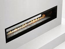 Patio Shop - Fireplace Center | Fireplaces | Heat n' Glo Fireplaces| MEZZO Direct Vent Gas Fireplace