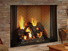 Patio Shop - Fireplace Center | Fireplaces | Heatilator Birmingham Wood Burning Fireplace