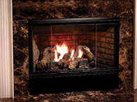 Patio Shop - Fireplace Center | Fireplaces | Heat n' Glo Fireplaces| REVEAL Direct Vent Gas Fireplace
