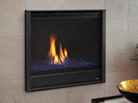 Patio Shop - Fireplace Center | Fireplaces | Heatilator Caliber Modern Direct Vent Gas Fireplace