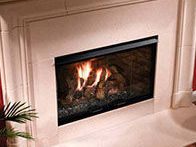 Patio Shop - Fireplace Center | Fireplaces | Heatilator Reveal B-Vent Gas Fireplace