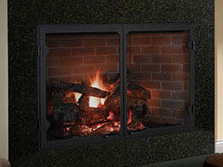 Patio Shop - Fireplace Center | Fireplaces | Heatilator Icon Wood Burning Fireplace