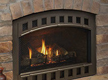 Patio Shop - Fireplace Center | Fireplaces | Heatilator Caliber Direct Vent Gas Fireplace