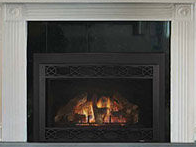 Patio Shop - Fireplace Center | Fireplaces | Heatilator Direct Vent Gas Fireplace Insert