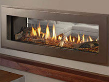 Patio Shop - Fireplace Center | Fireplaces | Heatilator Crave Direct Vent Gas Fireplace