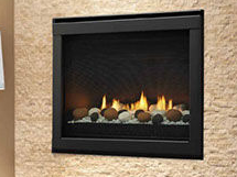 Patio Shop - Fireplace Center | Fireplaces | Heatilator Eclipse Direct Vent Fireplace