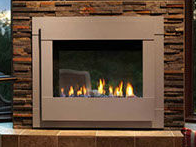 Patio Shop - Fireplace Center | Fireplaces | Heatilator Twilight Direct Vent Gas Fireplace