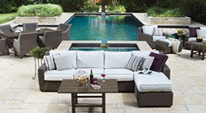 Patio Shop - Fireplace Center | Patio Furniture | Woodard Patio Furniture