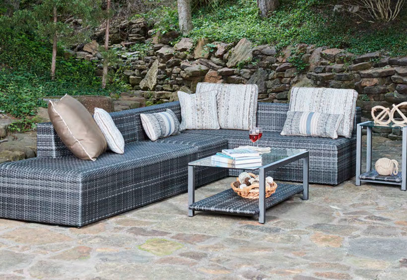 Patio Shop - Fireplace Center | Patio Furniture | Woodard Patio Decor and Accessories | Throw Pillows