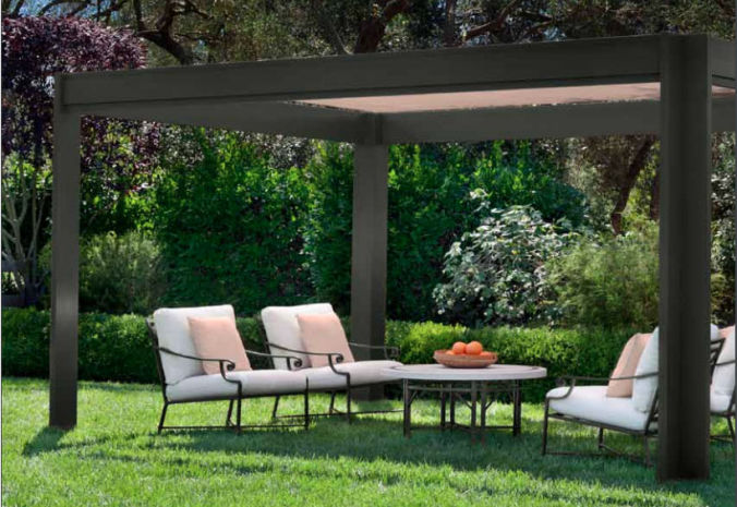 Patio Shop - Fireplace Center | Patio Furniture | Brown Jordan Patio Decor and Accessories | Outdoor Structures