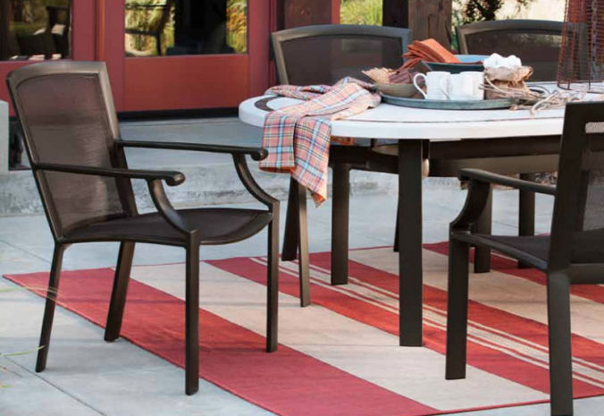 Patio Shop - Fireplace Center | Patio Furniture | Brown Jordan Patio Decor and Accessories | Patio Rugs