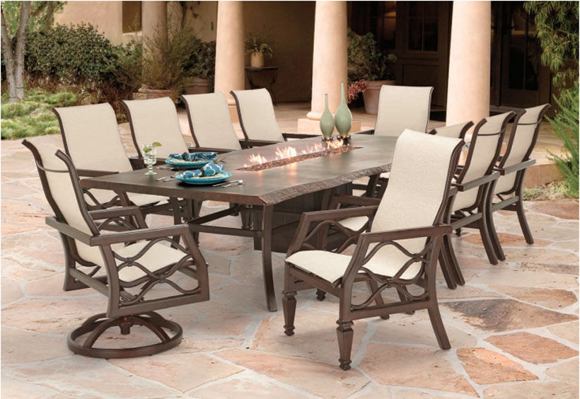 Patio Shop - Fireplace Center | Patio Furniture | Pride-Castelle Patio Furniture | Balcony and Bistro Villa Bianca