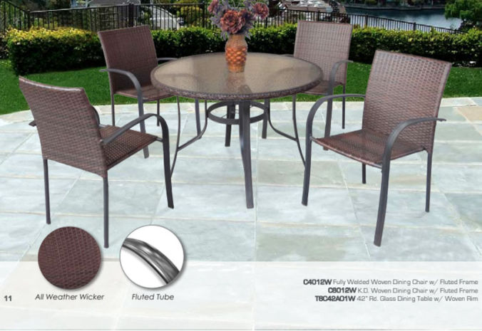 Patio Shop - Fireplace Center | Patio Furniture | Pride-Castelle Patio Furniture | Balcony and Bistro Sandoval