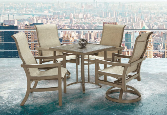 Patio Shop - Fireplace Center | Patio Furniture | Pride-Castelle Patio Furniture | Balcony and Bistro Roma City