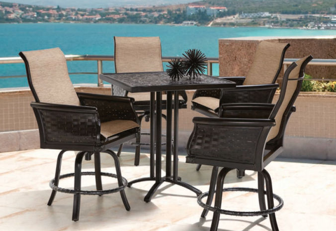 Patio Shop - Fireplace Center | Patio Furniture | Pride-Castelle Patio Furniture | Balcony and Bistro English Garden City