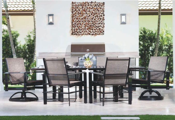 Patio Shop - Fireplace Center | Patio Furniture | Pride-Castelle Patio Furniture | Cushion & Sling Vertice