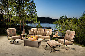 Patio Shop - Fireplace Center | Patio Furniture | O.W.Lee Patio Furniture | O.W.Lee Ridgewood Patio Collection
