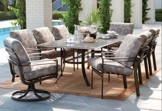 Patio Shop - Fireplace Center | Patio Furniture | Winston Patio Furniture | Cushion Collections Southern Cay Cushion