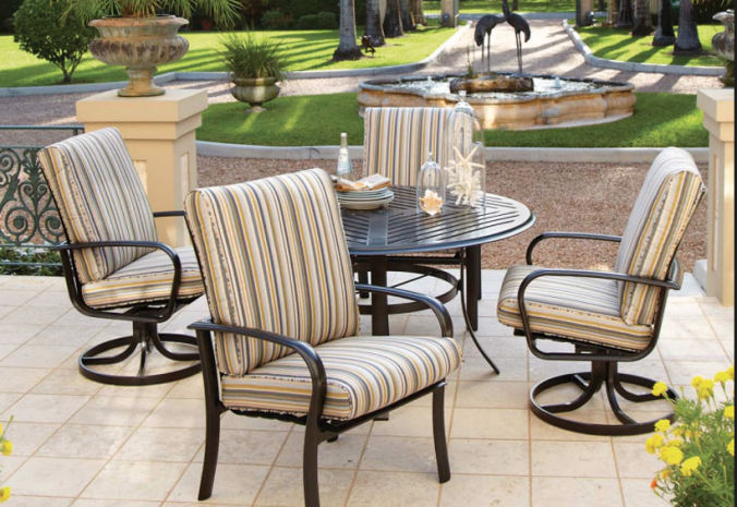 Patio Shop - Fireplace Center | Patio Furniture | Winston Patio Furniture | Cushion Collections Savory