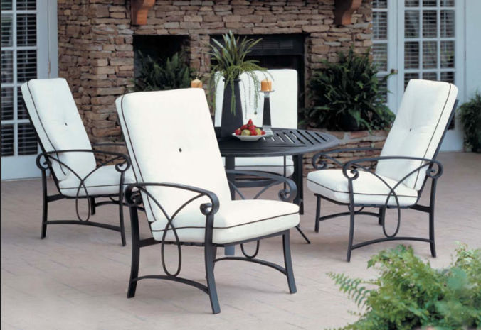 Patio Shop - Fireplace Center | Patio Furniture | Winston Patio Furniture | Cushion Collections Palazzo