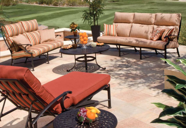 Patio Shop - Fireplace Center | Patio Furniture | Winston Patio Furniture | Cushion Collections