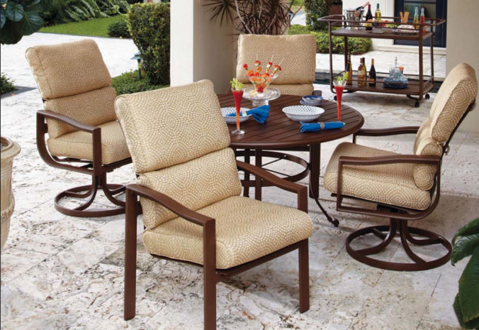 Patio Shop - Fireplace Center | Patio Furniture | Winston Patio Furniture | Cushion Collections Belvedere