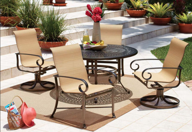 Winston Sling Patio Furniture Collections Amarillo Patio