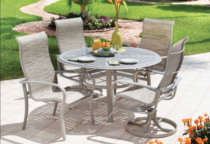 Patio Shop - Fireplace Center | Patio Furniture | Winston Patio Furniture | Sling Collections Savory