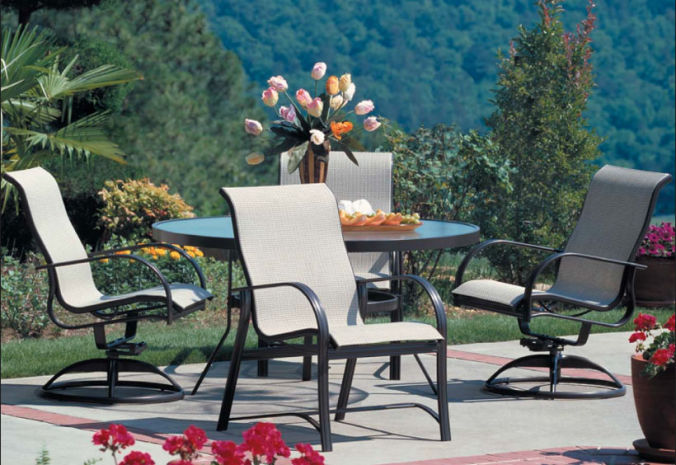 Patio Shop - Fireplace Center | Patio Furniture | Winston Patio Furniture | Sling Collections Mayfair