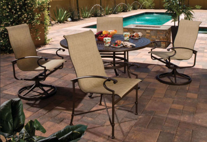 Patio Shop - Fireplace Center | Patio Furniture | Winston Patio Furniture | Sling Collections Charleston