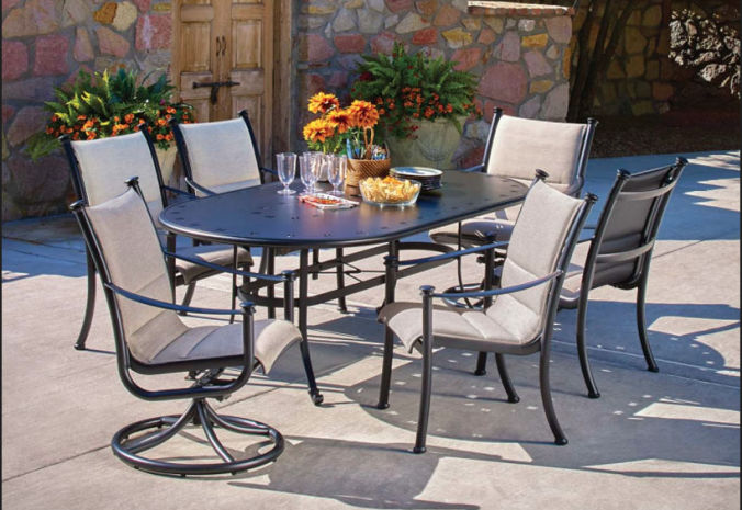 Patio Shop - Fireplace Center | Patio Furniture | Winston Patio Furniture | Sling Collections Catania