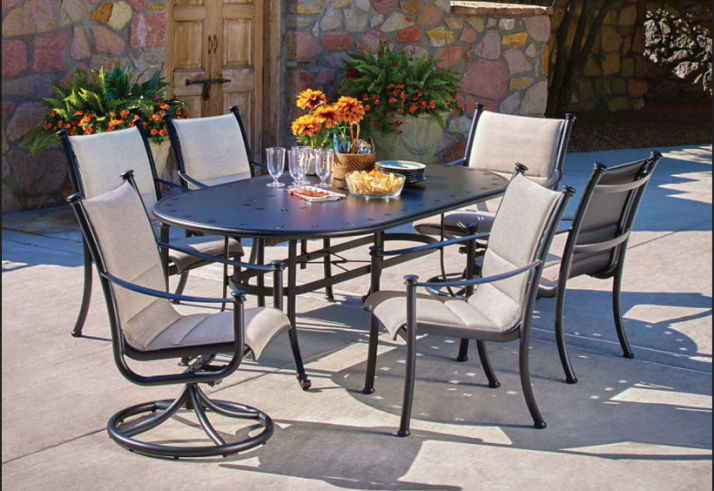 Patio Shop - Fireplace Center | Patio Furniture | Winston Patio Furniture | Sling Collections